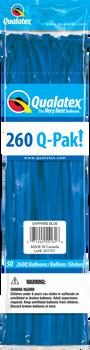 260Q Q-PAK Sapphire Blue (50 count)