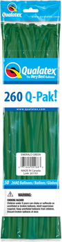 260Q Q-PAK Emerald Green (50 count)