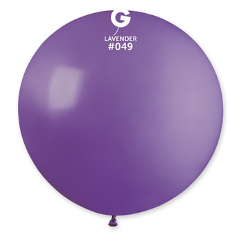 "31""G Lavender #049 (1 count)"