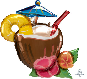 "30""A Pina Colada Coconut Drink (5 count)"