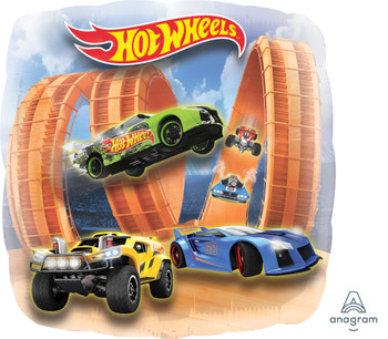 "28""A Hot Wheels Racing Panoramic (5 count)"