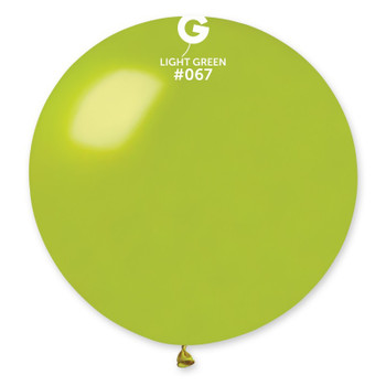 "31""G Metallic Light Green #067 (1  count)"