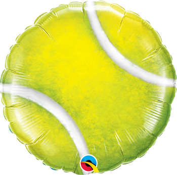 """18""""Q Sports, Tennis Ball (10 count)"""