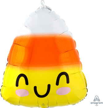 "18""A Halloween Candy Corn Ombre (5 count)"