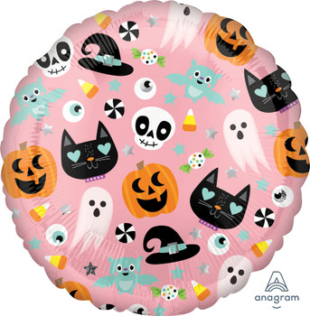 """18""""A Halloween Fun Icons (5 count)"""