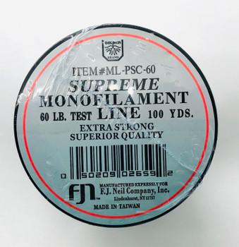 Monofilament Supreme 60 lb