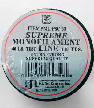 Monofilament Supreme 50 lb