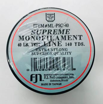 Monofilament Supreme 40 lb