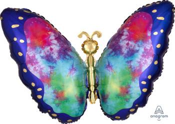 """26""""A Butterfly Tie Dye (5 count)"""
