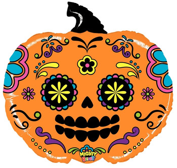 "28""B Pumpkin Sugar Mighty Bright (1 count)"