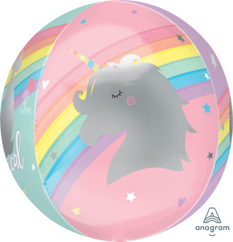 "16""A Orbz Magical Rainbow (5 count)"