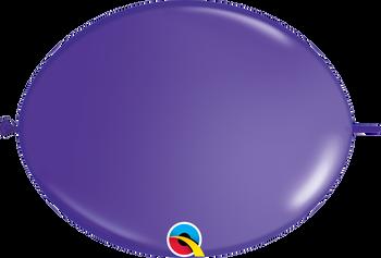 """6""""Q Quick Links Purple Violet (50 count)"""