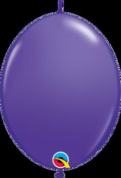 """6""""Q Quick Links, Purple Violet (50 count)"""