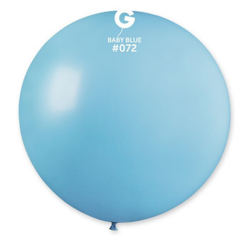 """31""""G Baby Blue #072 ( 1 count)"""