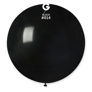 "31""G Black #014 (1 count)"
