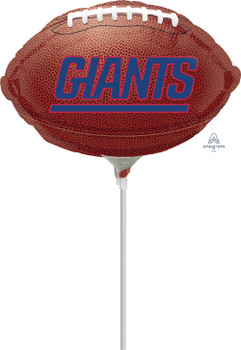 "9""A Sports, Football New York Giants (10 count)"
