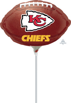 "9""A Sports, Football Kansas City Chiefs (10 count)"
