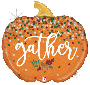 "28""B Pumpkin Gather (1 count)"