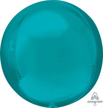 """16""""A Orbz Aqua (3 count)"""