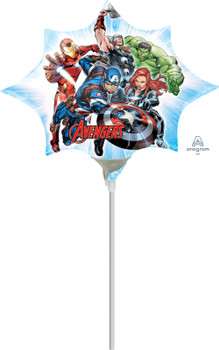 "12""A Avengers, Animated (10 count)"