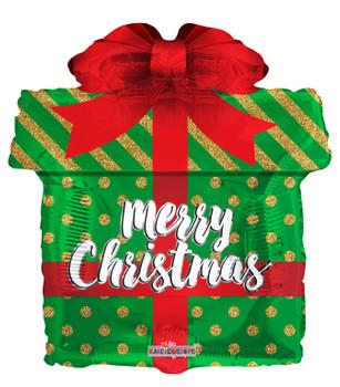 """12""""K Christmas, Gift (10 count)"""