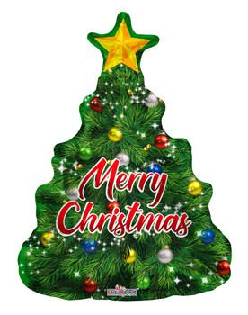 """14""""K Christmas, Tree (10 count)"""