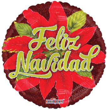 """18""""K Christmas, Feliz Navidad Nochebuena  (10 count)"""