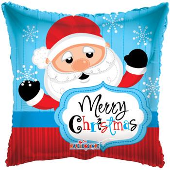 "9""K Christmas, Santa (10 count)"