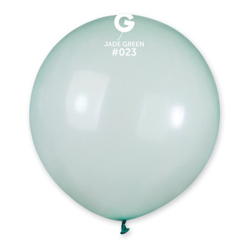"19""G Crystal Jade Green #023 (25 count)"