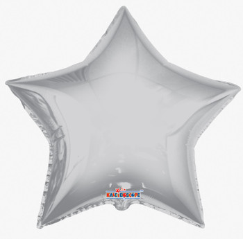 "36""K Star Silver (5 count)"