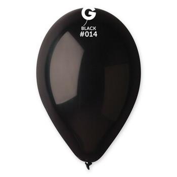 """12""""G Maxi Bag Black #014 (500 count)"""