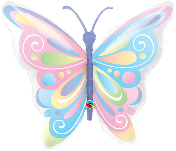 """40""""Q Butterfly Beautiful (1 count)"""