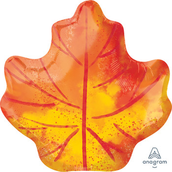 "18""A Leaf Maple Fall (5 count)"