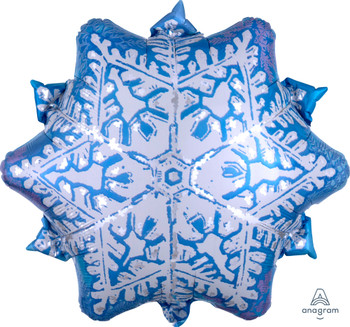 "18""A Let It Snowflakes Pkg (5 count)"