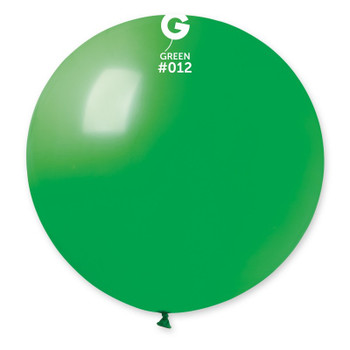 """31""""G Green #012 (1 count)"""