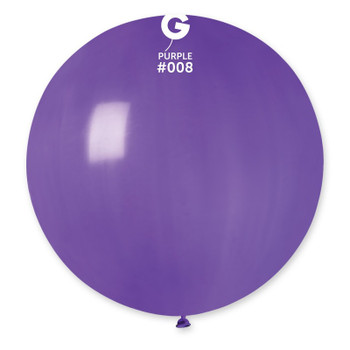 "31""G Purple #008 (1 count)"