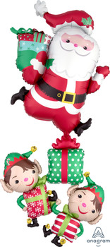 """63""""A Christmas Characters Multi Stacker (1 count)"""