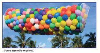 Balloon Drop Net Boss 250
