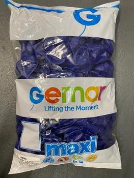 "12""G Maxi Bag Dark Blue #046 (500 count)"