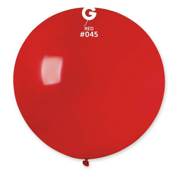 "31""G Red #045 (1 count)"