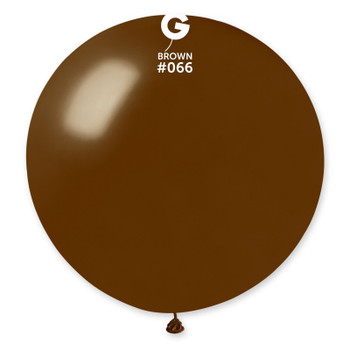 "31""G Metallic Brown #066  (1 count)"