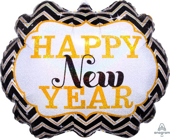 "25""A New Year Marque (5 count)"