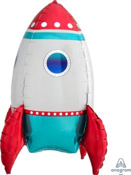 "21""A Rocket Ship (5 count)"