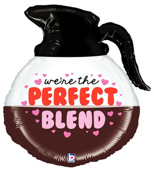 "26""B We're The Perfect Blend Coffee (1 count)"