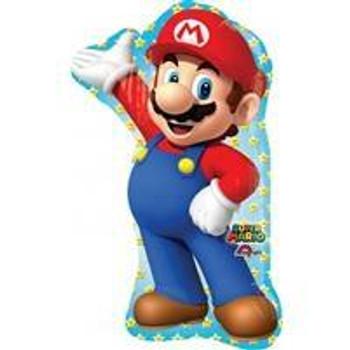"12""A Super Mario Body (10 count)"