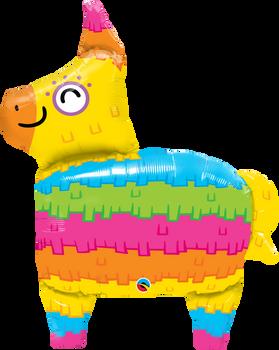 """34""""Q  Pinata Rainbow Pkg (5 count)"""