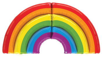 """60""""B Rainbow Special Delivery Pkg (1 count)"""