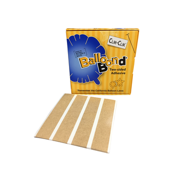 Balloon Bond Tape Strips 90 feet
