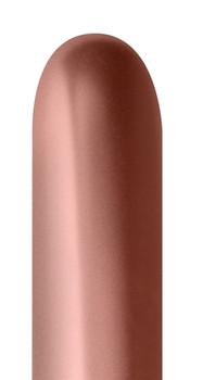 260B Reflex Rose Gold (50 count)