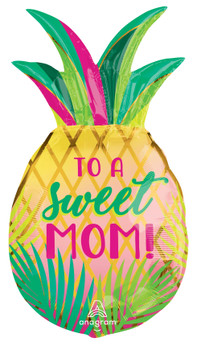 """31""""A  Sweet Mom Pineapple Pkg (5 count)"""